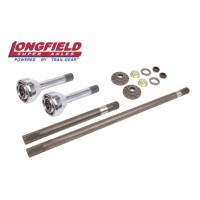 Toyota 60 Series Land Cruiser Longfield 30 Spline Birfield/Axle Gun Drilled Super Set