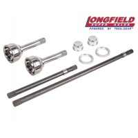 Toyota 80 Series Land Cruiser Longfield 24 Spline Gun Drilled Super Set