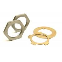 Wheel Bearing Nut Kit