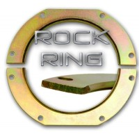 Rock Ring Knuckle Felt Protectors
